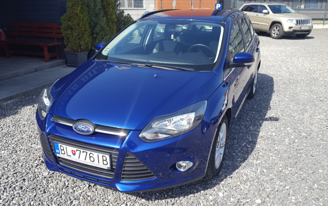 Ford Focus 1.0 EcoBooost