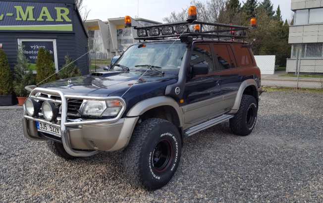 Nissan Patrol 3.0. D