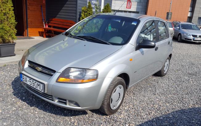 Chevrolet Kalos 1,4 Plus