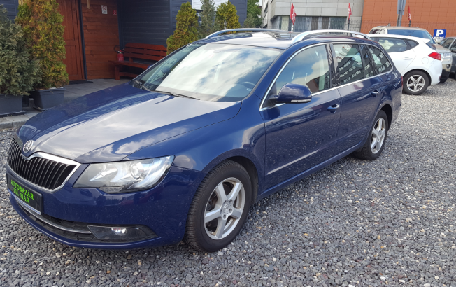 Škoda Superb 2.0 TDI AMBITION Navi