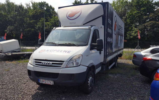 Iveco Daily 65 C 3.0