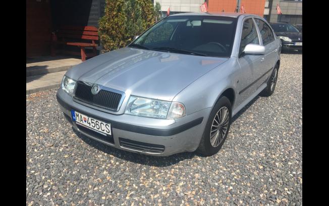 Škoda Octavia 16V Tour MAX