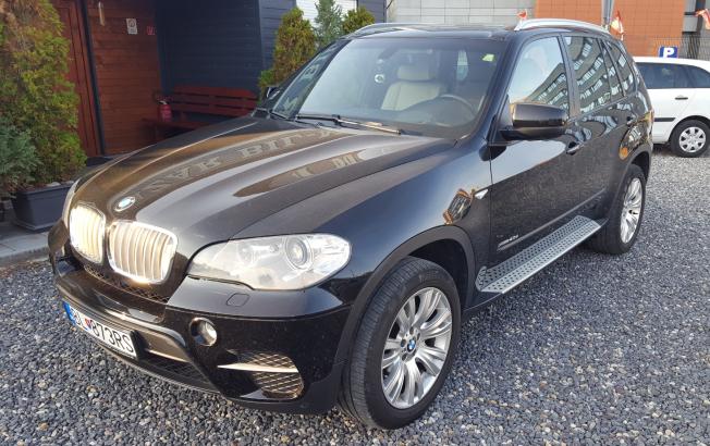 BMW X5 XDRIVE40D A/T