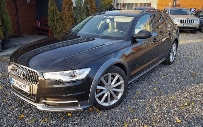 Audi A6 Allroad 3.0 TDI DPF Allroad s-tronic