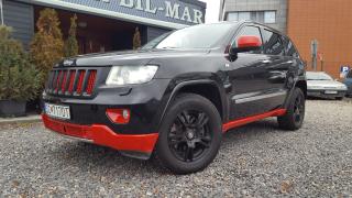 Jeep Grand Cherokee 5.7 V8 HEMI Overland