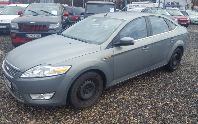 Ford Mondeo Trend A 5T 2.0 TDCi A/T