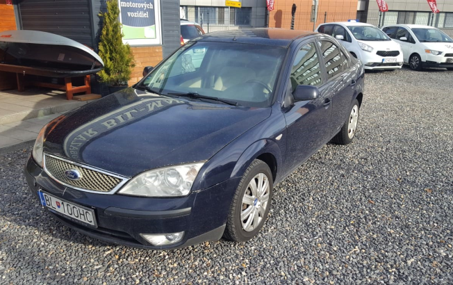 Ford Mondeo A 5T 2.0 TDCi A/T
