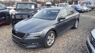 Škoda Superb 2.0 TDI Ambition
