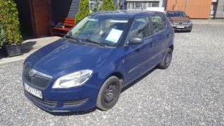 Škoda Fabia II 1.6 TDI Active