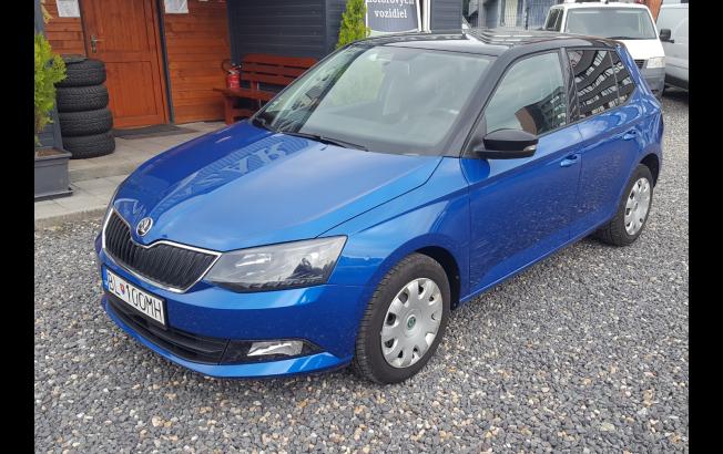 Škoda Fabia 1.2TSI 66KW AMBITION