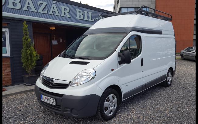 Opel Vivaro VAN 2.0 CDTI L2H2 2.9T