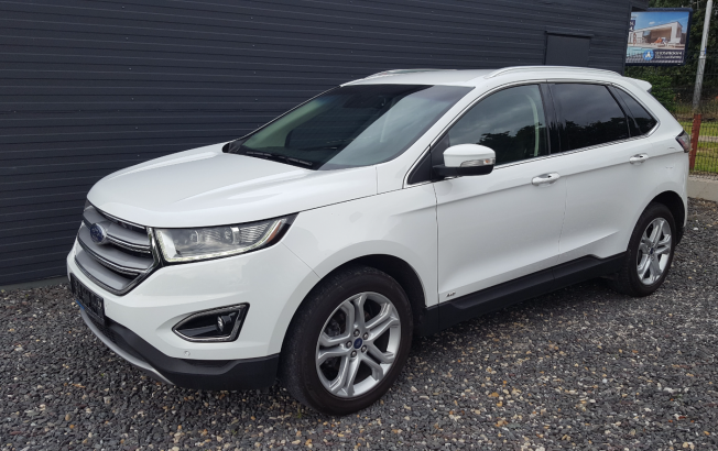 Ford Edge 2,0TDCI, Bi-Turbo ,Titanium 210PS