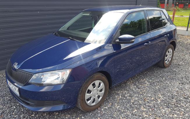 Škoda Fabia 1.4 TDI 66 KW AMBITION