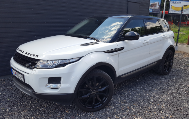 Land Rover Range Rover Evoque EVOQUE 2.2 TD4 PURE AT9