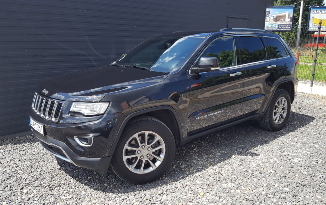 Jeep Grand Cherokee 3.0 CRDI LIMITED