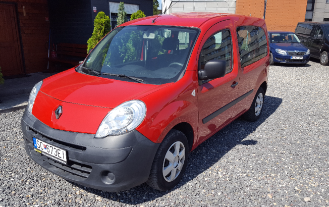 Renault Kangoo 1.6 16V 105 Happy Family