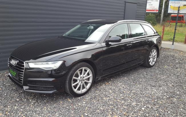 Audi A6 Avant 3.0 TDI DPF 218k S tronic