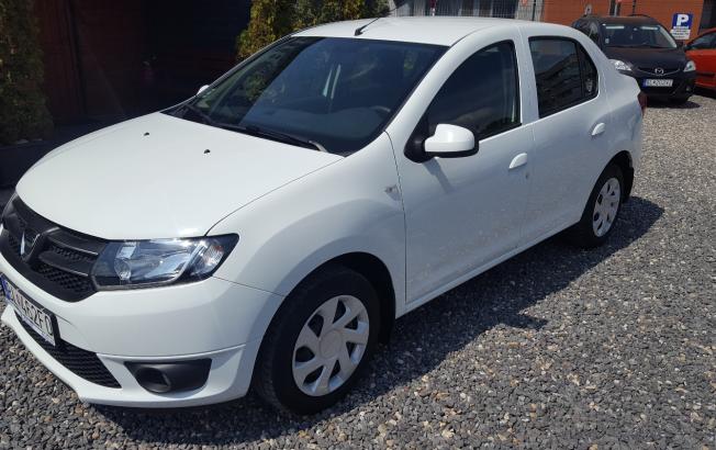 Dacia Logan 1.5 Artica