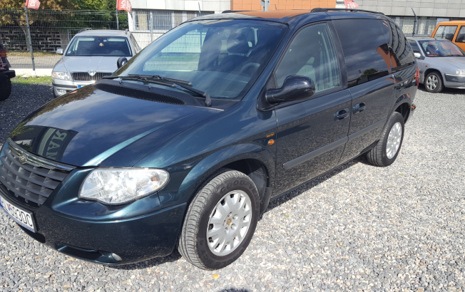 Chrysler Voyager 2.8 A/T