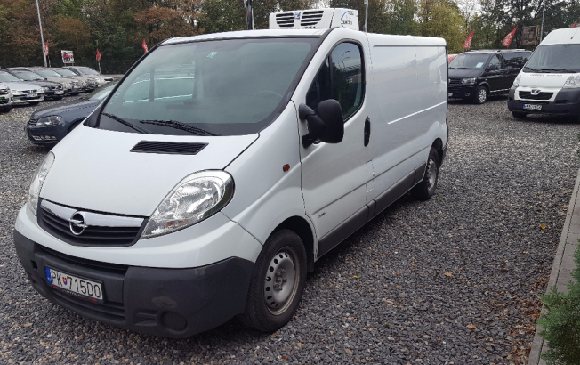 Opel Vivaro VAN 1.9 CDTI L1H1 Chladiarenske vozidlo