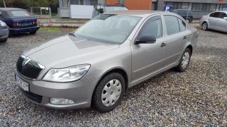 Škoda Octavia 1,6 Family LPG