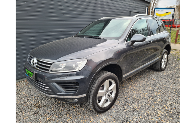 Volkswagen Touareg II V6 TDI BMT R-LINE 4MOTION 193KW(262PS) A8