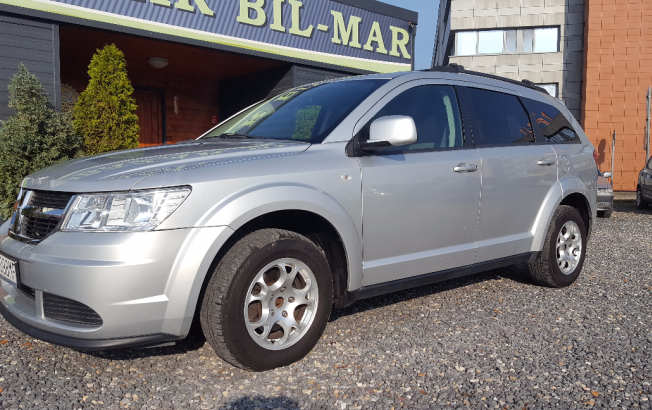 Dodge Journey 2.0L CRD TD A/T