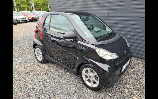 Smart Fortwo coupé 1,0