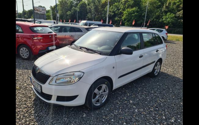 Škoda Fabia Combi 1.6 TDI Active