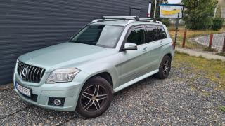 Mercedes-Benz GLK 320 CDI 4MATIC A/T