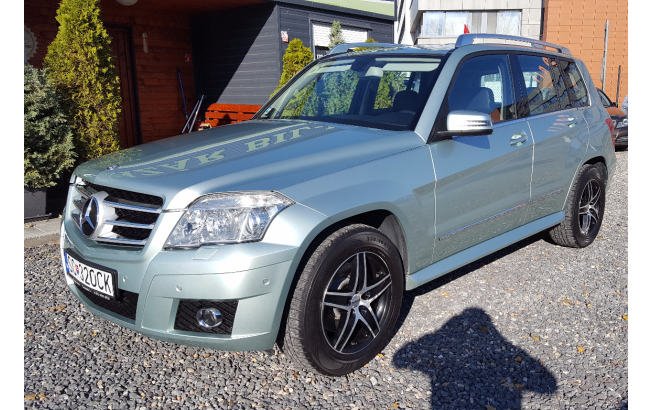 Mercedes-Benz GLK 320 CDI 4MATIC A/T