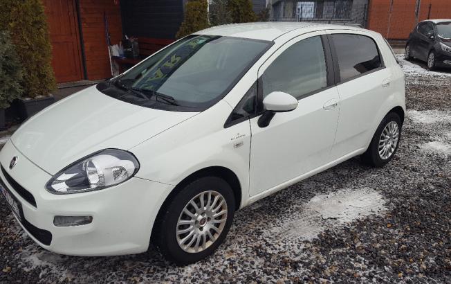 Fiat Punto 1.4 i LPG