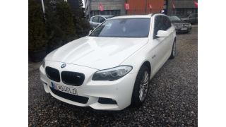 BMW Rad 5 530d xDrive A/T