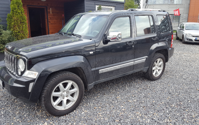 Jeep Cherokee 2.8 CRD Limited 4x4