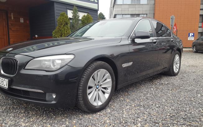 BMW Rad 7 3.0