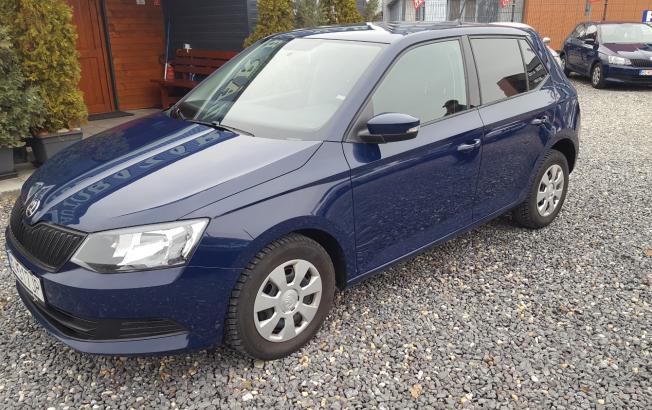 Škoda Fabia 1.4 TDI
