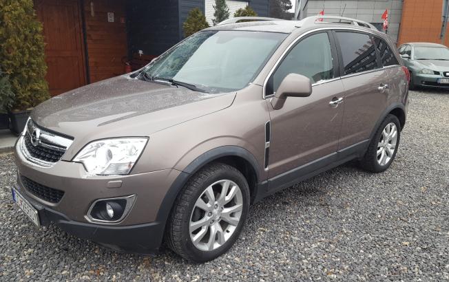 Opel Antara 2.2 CDTI 4x4