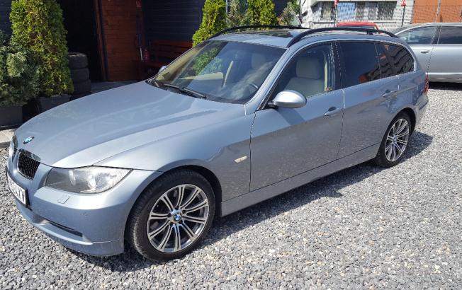 BMW Rad 3 Touring 330 d xDrive A/T