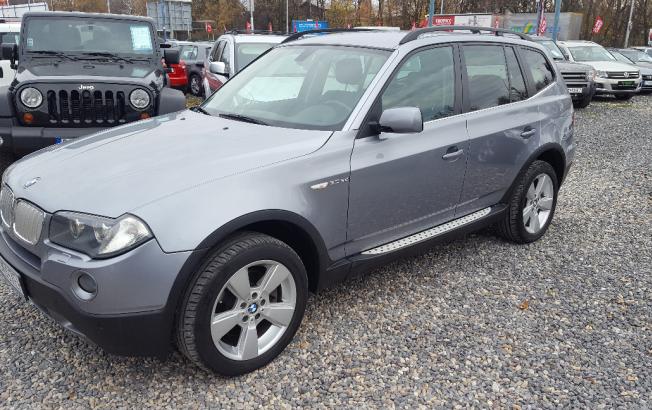 BMW X3 3.0 sd