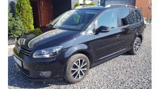Volkswagen Touran VOLKSWAGEN TOURAN 1.6 TDI COMFORTLINE 7M