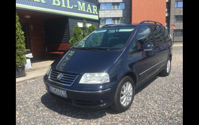 Volkswagen Sharan 1.9 TDi Comfortline