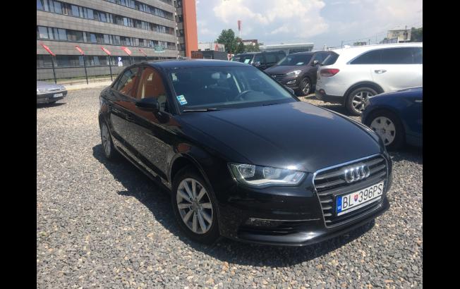 Audi A3 Limuzína 1.6 TDI S-Tronic
