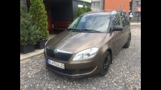 Škoda Roomster 1.6 TDI 66kw