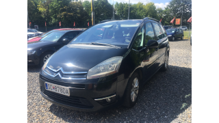 Citroën C4 Grand Picasso 1.6 HDi Exclusive A/T