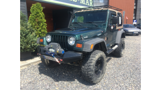 Jeep Wrangler TJ Sahara 4.0 L 4x4