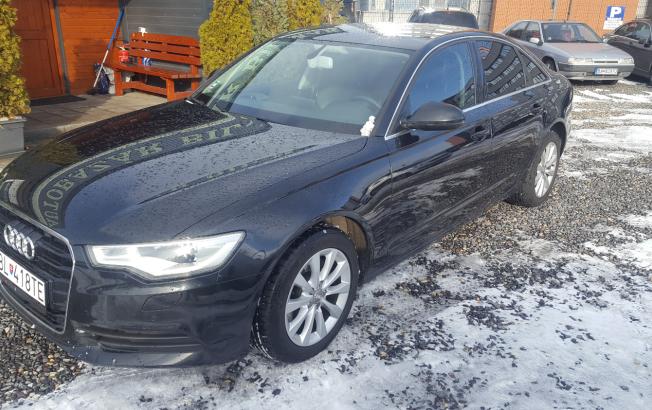 Audi A6 Limousine 2.0 A/T