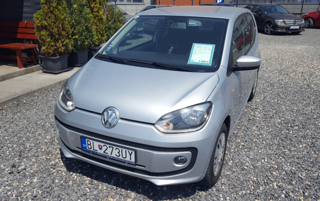Volkswagen Up! 1.0 BMT Move UP