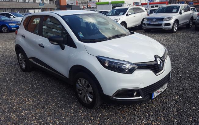 Renault Captur ENERGY 1.5 DCI DYNAMIQUE S&S