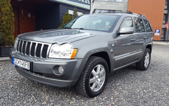 Jeep Grand Cherokee 3.0 A/T